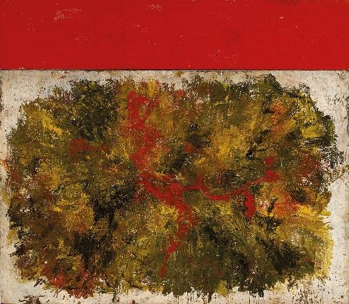 Red Flower XI [Flor roja XI]
