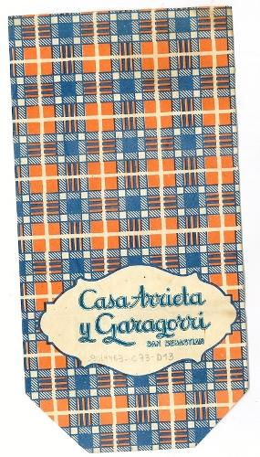 """""""Casa Arrieta y Garagorri. San Sebastián"""""""