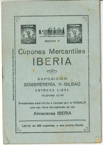 Cupones Mercantiles Iberia