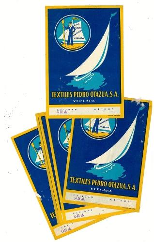 """Textiles Pedro Otazua S.A. Vergara"""
