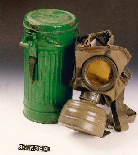 Máscara antigás modelo M30
