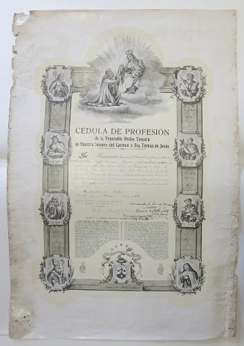 Orden Tercera de Nuestra Señora del Carmen y Santa Teresa de Jesús