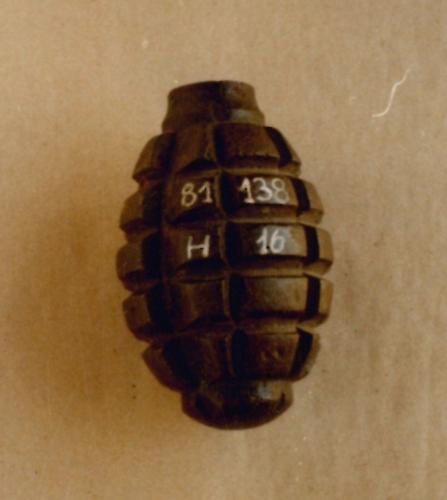 Bomba de mano