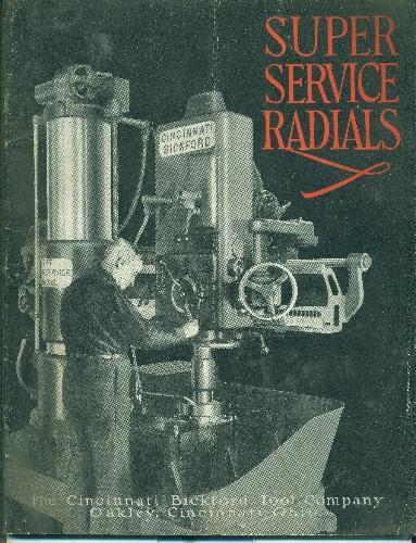 Taladro Radial