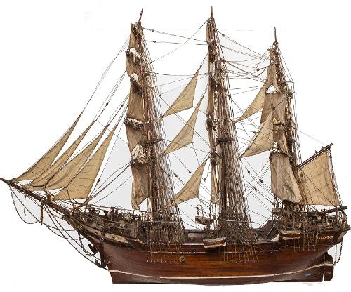 Fragata mercante