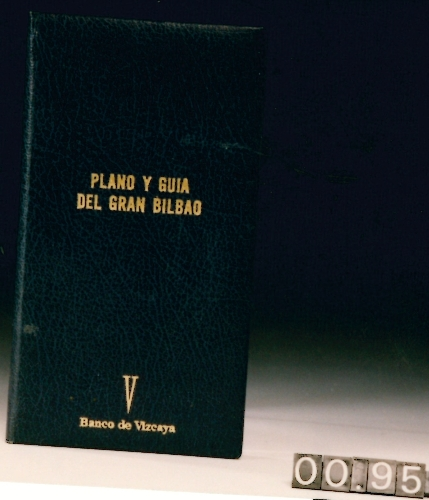 """""""Plano y guía del Gran Bilbao"""""""
