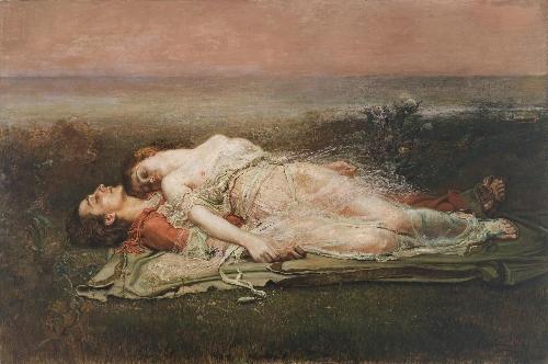 Tristán e Isolda (La muerte)