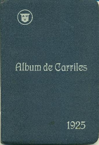 Album de carriles