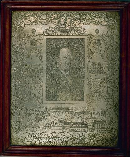 Retrato de José María de Garay Sesúmaga