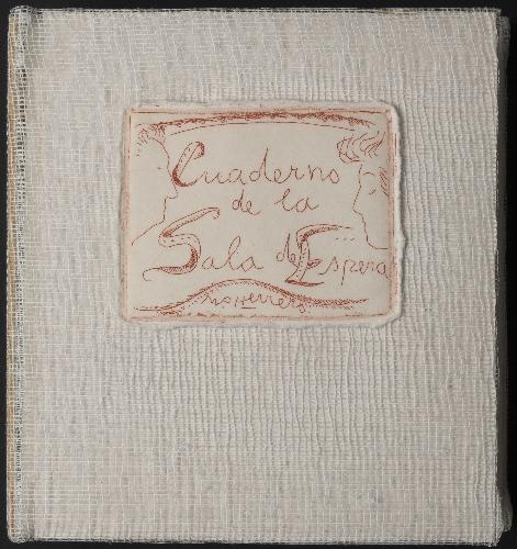 Cuaderno de la Sala de Espera