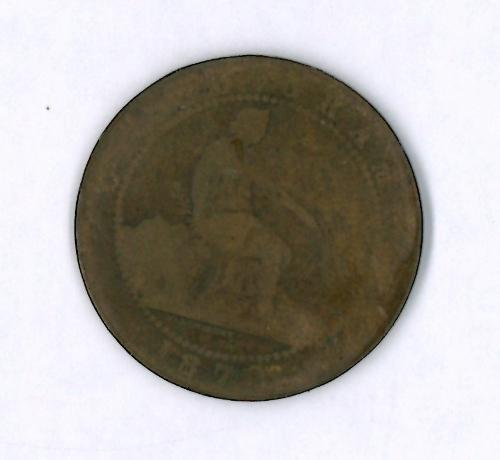 Moneda de 5 céntimos