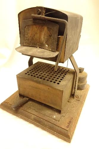 Horno eléctrico para esmalte
