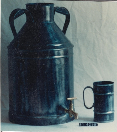 Dispensador de aceite y medida