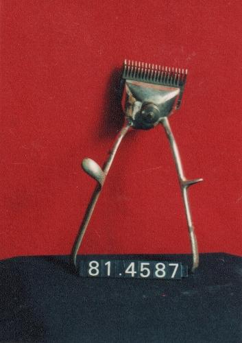 Maquinilla cortapelo
