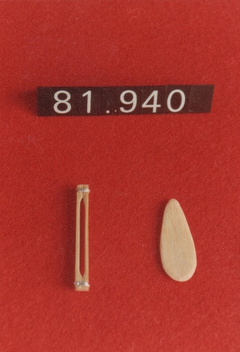 Proceso de fabricación artesanal de gaita navarra