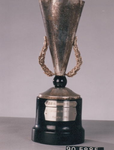 """Caja de Ahorros Vizcaina. III Concurso de Jota Vasca. Basurto-1967"""