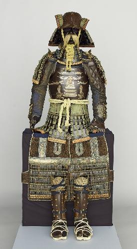 Armadura de samurái
