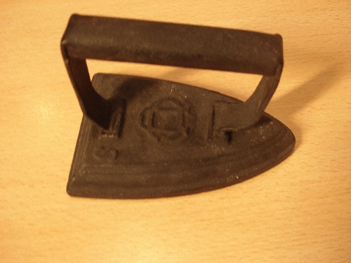 Plancha de hierro fundido