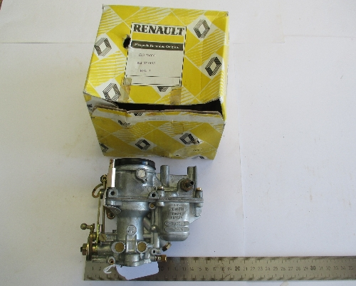 Carburador de motor RENAULT.