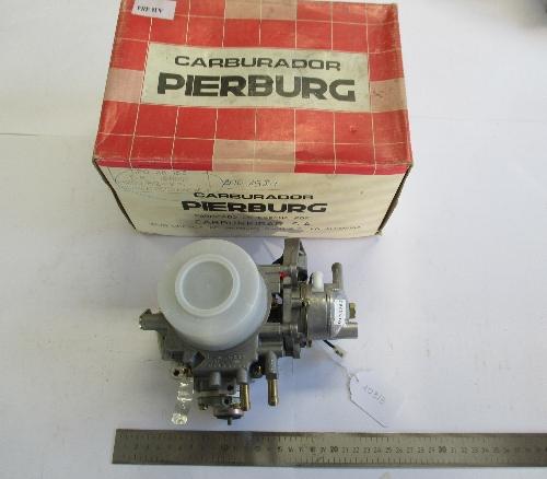 Carburador PIERBURG.