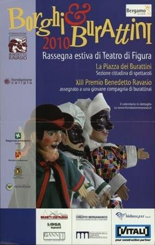 Borghi & Burattini 2010, Rassegna Estiva Delle Figure Animate