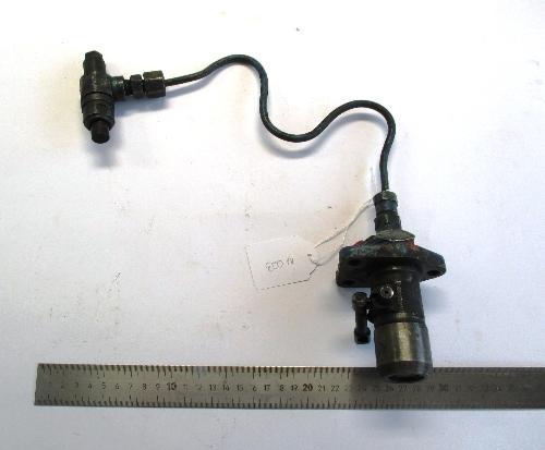 Componente de inyección de motor