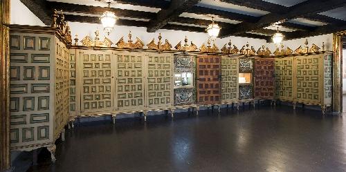 Armarios archivadores del Consulado de Bilbao