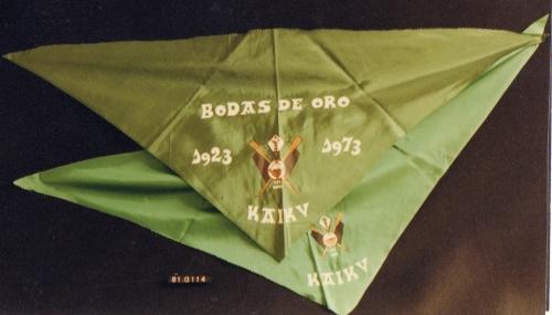 Bodas de Oro KAIKU 1923-1973