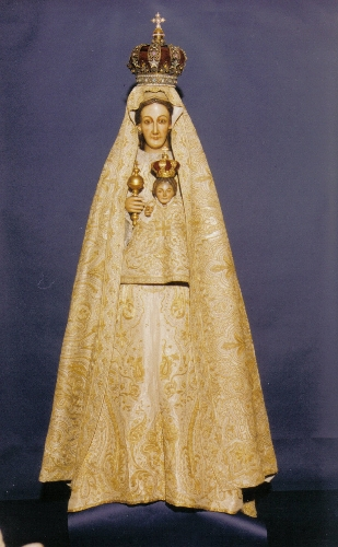 Manto de la Virgen de Begoña