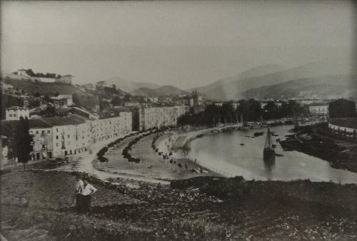 Muelle de la Sendeja y Ripa