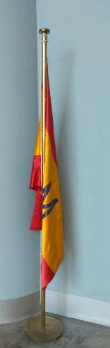 Bandera de Correos Marítimos