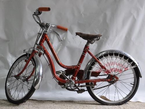 Bicicleta infantil Super CIL