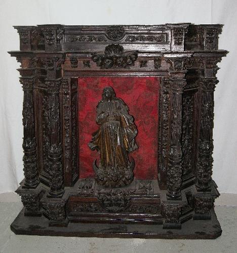 Retablo o altar