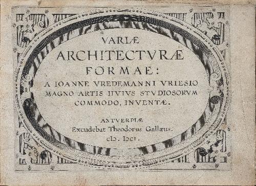 Variae Architecturae Formae