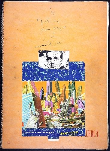 Poeta en Nueva York, cuaderno de estilo