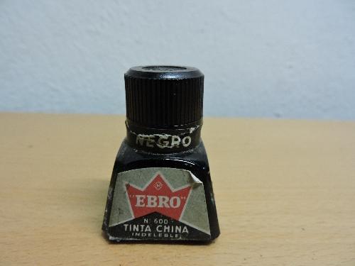 Bote de tinta Ebro