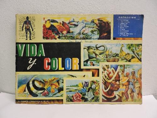 """Kromo-albuma """"Vida y color"""""""