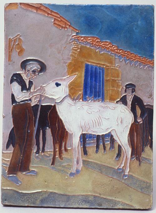 Escena popular andaluza