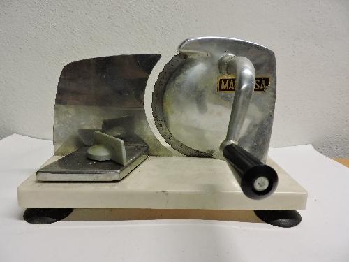 Máquina de cortar fiambre MAGEFESA