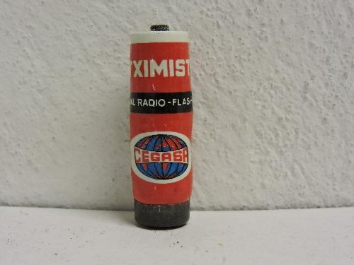 Pila 1,5 V TXIMIST (CEGASA)