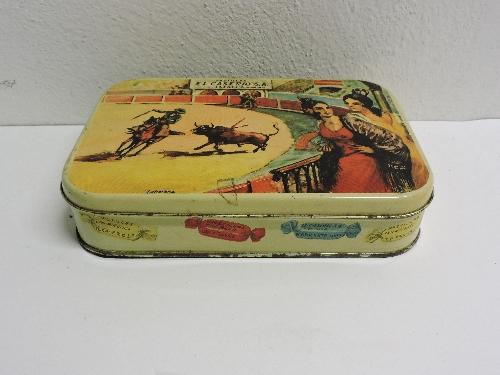 Caja de caramelos de la marca EL CASERÍO